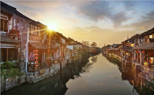 最美丽的江南水乡:西塘古镇的绝美风光