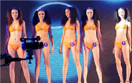 世界超模大赛中国冠军总决赛落幕 19岁女孩魏蔚摘冠