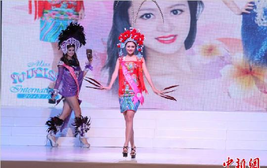 2013世界旅游小姐全球总决赛吉隆坡落幕 泰国选手获冠