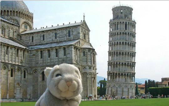 我是旅行兔 澳大利亚男子携带玩偶兔旅行20多国