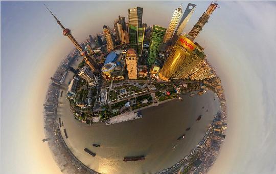 """俄罗斯AirPano全景摄影将世界各大城市变""""孤独星球"""""""