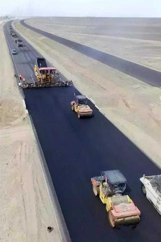 G7京新高速公路 美景连美国66号公路都嫉妒