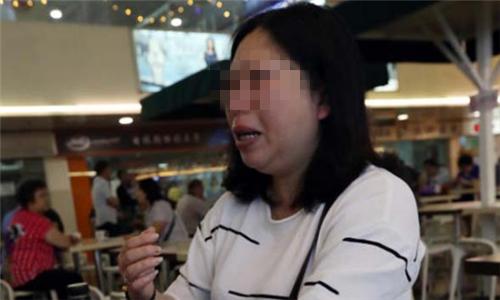 死者母亲成女士(来源:马来西亚《中国报》)