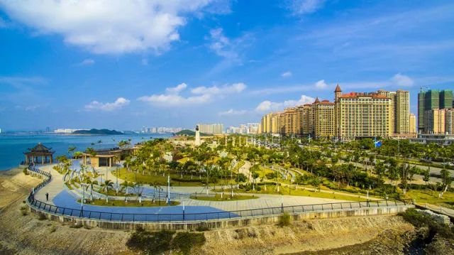 龙光·阳光海岸倾情打造阳光旅游度假小镇,生态园林风光,欧式