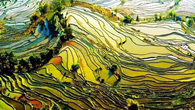 跟着电影去旅行 云南八日游旅游线路推荐