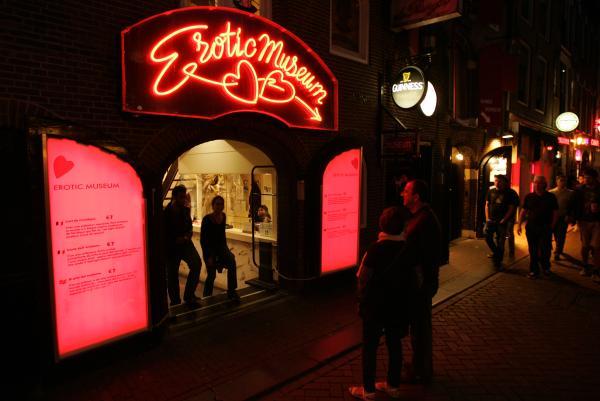 阿姆斯特丹出台禁令 希望限制旅游业危害