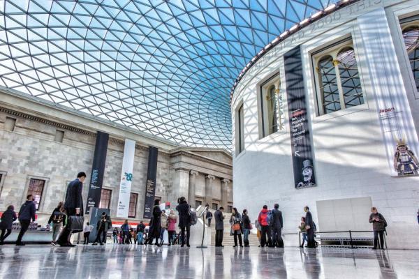 英国博物馆7月陆续开放:观众的减少将意味着什么?