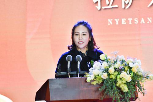 """西藏首家""""家""""文化,五星级藏式酒店2020周年庆典圆满落幕"""