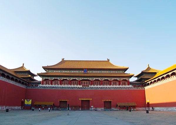 故宫四门-广州旅游攻略-看看旅游网-我想去旅古巴到故宫旅游攻略图片