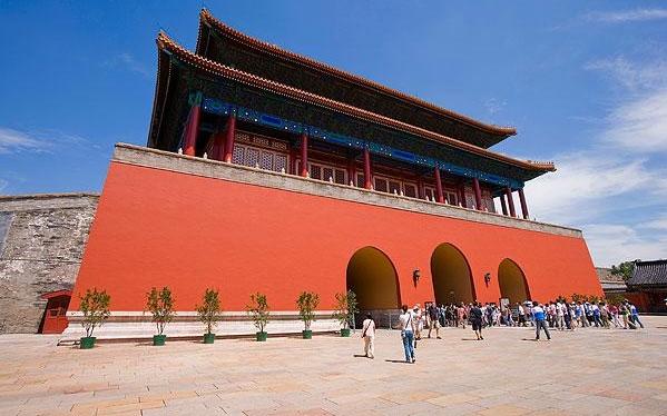 故宫四门-故宫旅游攻略-看看旅游网-我想去旅剧情攻略白起图片