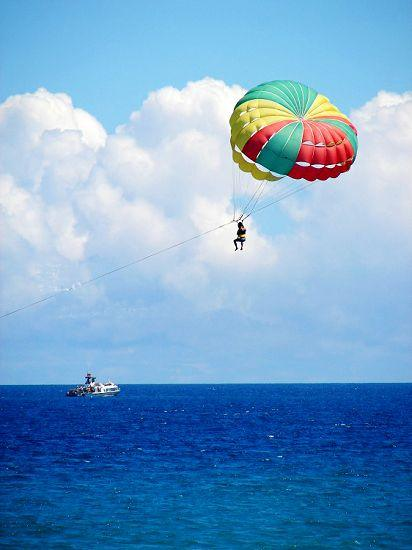 分界洲岛潜水   分界洲岛潜水项目是最多的
