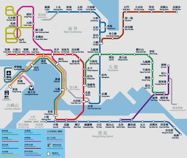 还可以再港澳码头或者香港机场